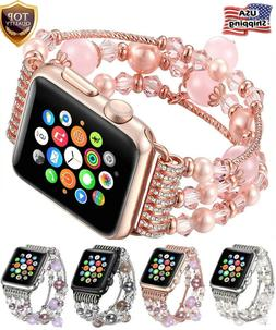 apple watch 4 40 44mm bling agate