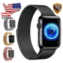 For Apple Watch Band 42mm 38mm 44mm 40mm Series 5/4/3/2 Mila