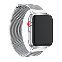 Apple Watch Band 42mm, YaSpark Fully Magnetic Closure Clasp