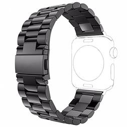 PUGO TOP Replacement for Apple Watch Iwatch Band 42mm 44mm,