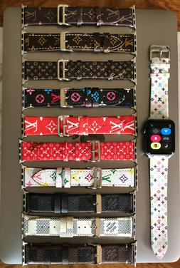 Apple Watch Band Leather IWatch Strap 38/40/42/44mm 1/2/3/4
