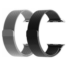 For Apple Watch Band Series 5/4/3/2/1 44mm 42mm 40mm 38 Mila