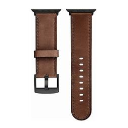 Apple Watch Leather Band, EVAVE 42mm Genuine Leather iwatch