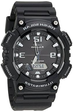 Casio Men's Tough Solar AQ-S810W-1AVCF Sport Combination Wat