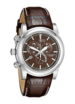 Citizen Men's AT0550-11X Eco-Drive Chronograph Stainless Wat