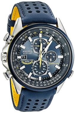 Citizen Men's Eco-Drive Blue Angels World Chronograph Atomic