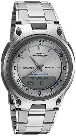 Casio Men's AW80D-7A Sports Chronograph Alarm 10-Year Batter