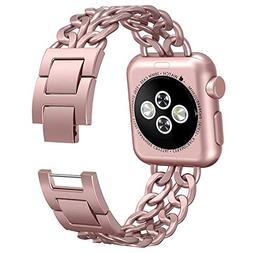NO1seller Top Bands Compatible for Apple Watch 38mm 42mm, Me