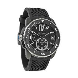 Cartier Calibre de Cartier Diver Automatic Black Dial Black