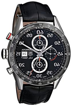 TAG Heuer Men's CAR2A10.FC6235 Carrera Stainless Steel Autom