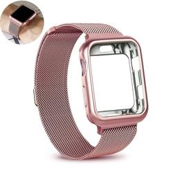 Case and Strap for Apple Watch Band 42mm 38mm iwatch 3/2/1 M