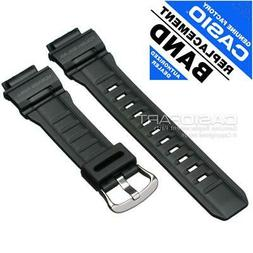 CASIO 10388870 Resin Rubber Watch Band for G-SHOCK MUDMAN G-