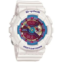 Ladies' Casio Baby-G Multicolored Dial Watch