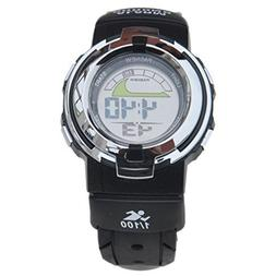 Casual Water-proof Sports Digital Wrist Watch Blacklight Sto