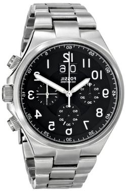 Fossil Men's CH2902 Qualifier Chronograph Stainless Steel Wa