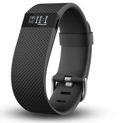 Fitbit Charge HR Heart Rate + Activity Wristband Smart Watch