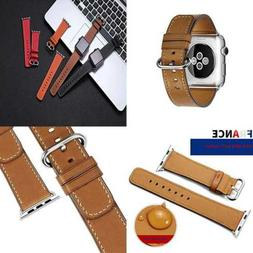 Compatible/Replacement For Apple Watch Band 38Mm 42Mm BROWN