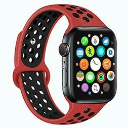 Bravely klimbing Compatible with App le Watch Band 44mm 42mm