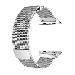 OROBAY Compatible with Watch Band 42mm 44mm, Stainless Steel
