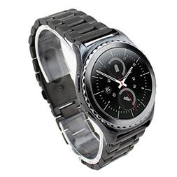 Creazy® Stainless Steel Watch Band For Samsung Galaxy Gear
