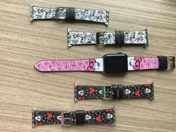 Disney Apple Watch Strap Cute Mickey Mouse for I Watch band