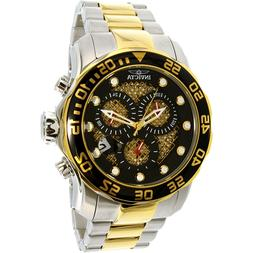 Invicta Men's Pro Diver 19839 Silver Stainless-Steel Quartz