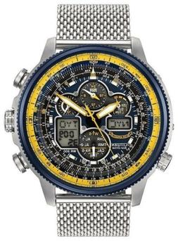 Citizen® Men's Eco-Drive Blue Angels Navihawk A-T Watch