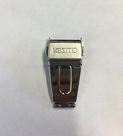 Citizen Eco-Drive BM6010-55A Men's Buckle 17MM Stainless Ste