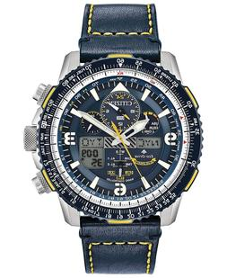 Citizen Eco-Drive JY8078-01L Blue Angels Skyhawk Chronograph