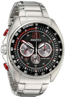Men's Drive from Citizen Eco-Drive WDR Black Dial Watch