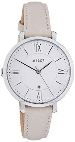 Fossil Women's ES3793 Jacqueline Stainless Steel Watch with