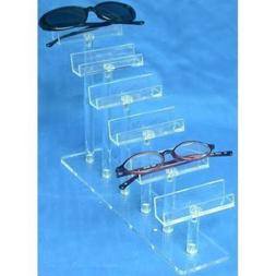 FindingKing Eyeglass Display 6 Tier Showcase Fixture