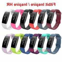 For Fitbit Inspire / Inspire HR Replacement Silicone Wristba
