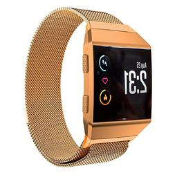 For Fitbit Ionic Watch Band,Vovomay Fitbit Ionic Milanese St