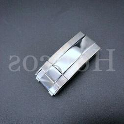 FLIP LOCK CLASP BUCKLE FOR ROLEX SUBMARINER OYSTER WATCH BAN
