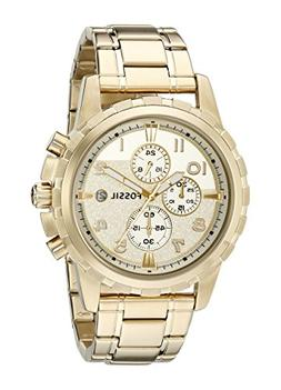 Fossil Men's FS4867 Dean Chronograph Stainless Steel Watch -