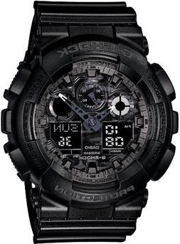 CASIO G-SHOCK CAMOUFLAGE DIAL SERIES  MENS WRISTWATCH