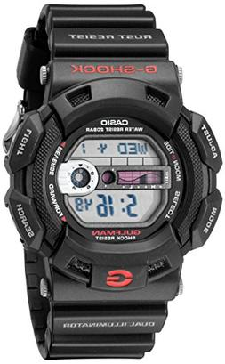 Casio G-Shock Gulfman Rust Resistant Mens Digital Watch G910