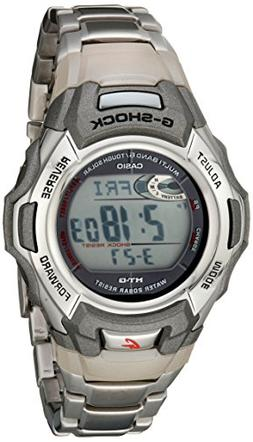 Casio Men's G-Shock MTGM900DA-8CR Tough Solar Atomic Stainle