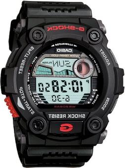 Casio Men's G7900-1 G-Shock Rescue Digital Sport Black Resin