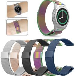 For Samsung Gear S2 Classic SM-R732 & SM-R735 Watch Bands St