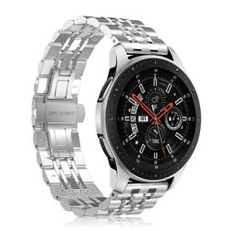 For Samsung Galaxy Watch 46mm / Gear S3 Band 22mm Metal Stra