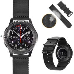 For Galaxy Watch 46mm / Samsung Gear S3 Classic Frontier Ban