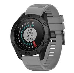 For Garmin Approach S60 Watch Band,Vovomay Sports Silicone S