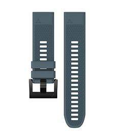 Wearable4U Garmin Fenix 5X 26mm Quick Release Easy Fit Silic