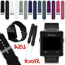 For Garmin Vivoactive Watch Replacement Band Sport Silicone
