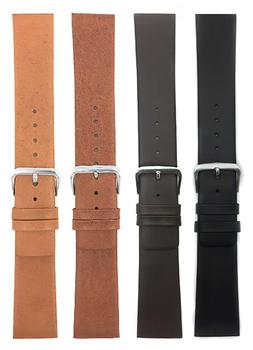 Genuine Leather Skagen Watch Band, Pushpin Fit, 18 20 22mm 2