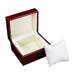 Oak-Pine Premium Glossy Wooden Wrist Watch/Bangle Pillow Box