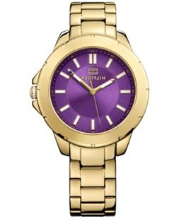 Tommy Hilfiger Women's Gold Ion-Plated Stainless Steel Brace