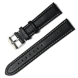 18mm Handmade Vintage Replacement Leather Watch Strap/Watch